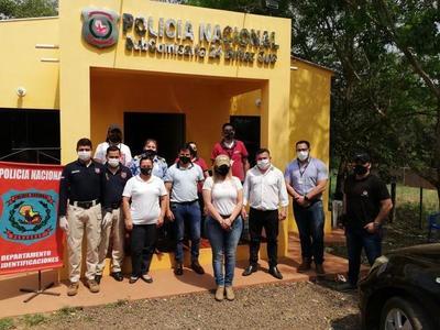 """Programa """"Seamos ciudadanos"""" realiza cedulación masiva en el departamento de Canindeyú"""