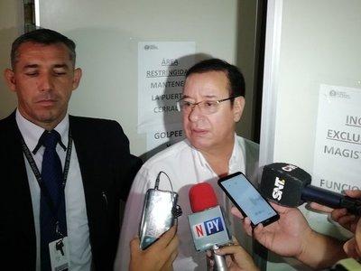 Juez ratifica la prisión preventiva del diputado Miguel Cuevas