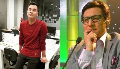 "La furia de Clari Arias contra panelista de ""TeleShow"""