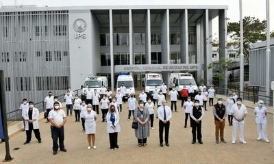 Suman 44 paramédicos para lucha contra el Covid-19 en Alto Paraná