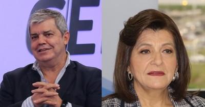 La Nación / Salvación de Friedmann desata choque entre Ovelar y Riera