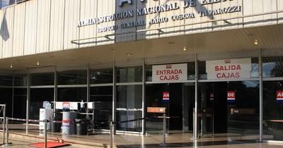 La Nación / Ande licita compra de bocaditos por G. 210 millones para eventos en plena pandemia