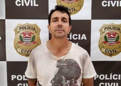"""Detuvieron en Brasil a """"Zequinha"""", supuesto """"cerebro"""" del megaasalto a Prosegur en CDE"""