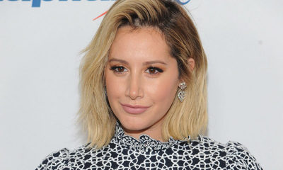 ¡Ashley Tisdale está embarazada!