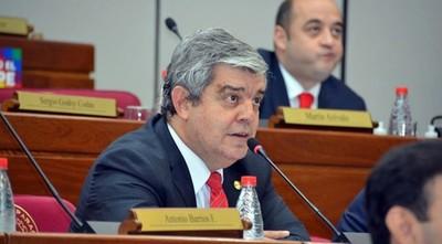 """Riera: """"Con la excusa de que vuelven Cartes y Nicanor protegen a la corrupción, no tiene lógica"""""""