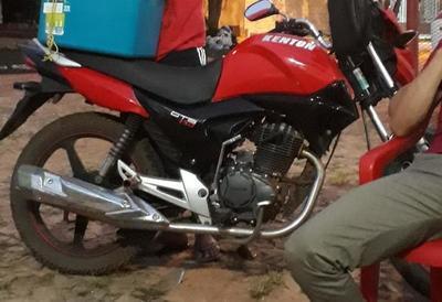 Roban motocicleta en Coronel Oviedo – Prensa 5