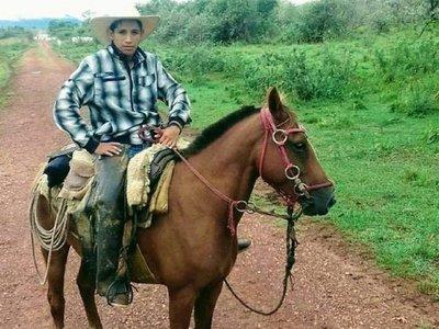 Indígenas piden al Gobierno que Adelio Mendoza vuelva a su comunidad