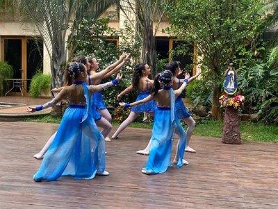 Concurso de danza virtual congregó a 500 competidores de cinco países
