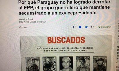 BBC mundo se pregunta ¿por qué Paraguay no pudo lograr derrotar al EPP?