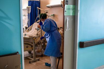 Pandemia puso de manifiesto importancia de la seguridad para el personal médico, indica OMS
