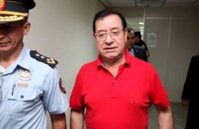 Juez ratifica la prisión preventiva para el diputado Miguel Cuevas