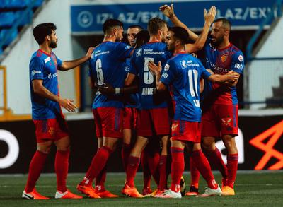 El Basilea de Alderete y Riveros avanza en la Europa League