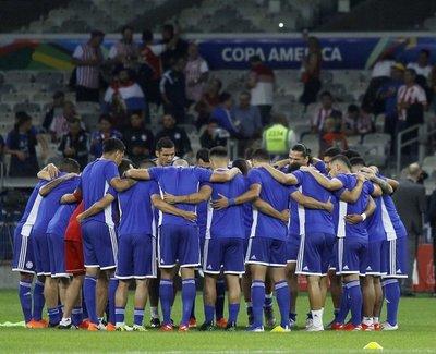 Paraguay asciende un puesto en el ranking FIFA