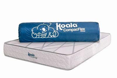 Koala presenta innovadora línea de colchones Compacflex