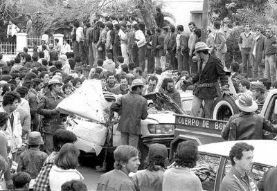 Se cumplen 40 años del atentado a Somoza que golpeó dictadura de Stroessner