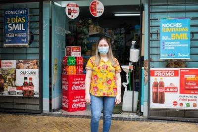 Coca-Cola Paraguay lanza programa de reactivación económica para pequeños comercios