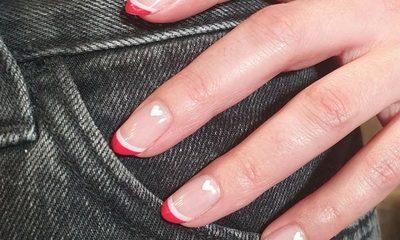 Nails art: francesitas y cómo nos inspiran