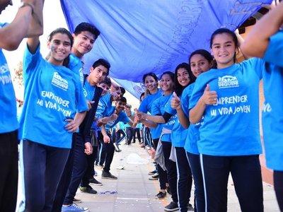Dequení prevé compartir contenido de apoyo para adolescentes