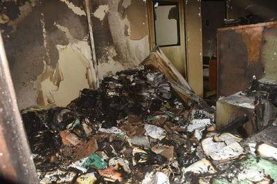 Más gremios critican al Fonavis, en medio de hermetismo tras el incendio