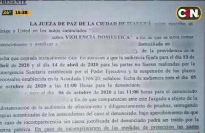 Itauguá: Mujer denuncia supuesto rapto de hijo de tres años