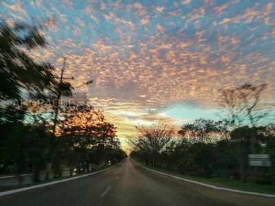 Viernes con amanecer fresco y tarde cálida, anuncia Meteorología