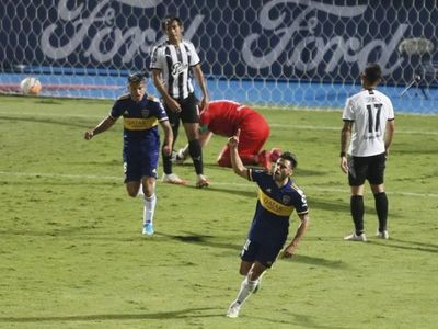 Un apático Libertad defrauda y sucumbe ante Boca Juniors