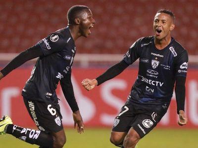 Independiente del Valle humilla a Flamengo