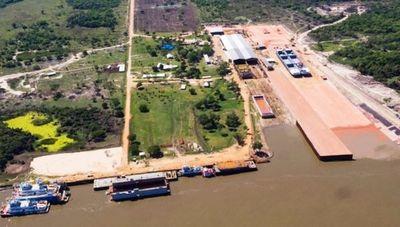 Preocupa bajo nivel de los ríos, pero se mantendría el movimiento anual del sector fluvial (más de 20 millones de toneladas)
