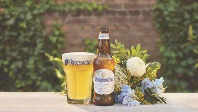 Hoegaarden: una cerveza de trigo, con sabores cítricos, ideal para la hora del brunch
