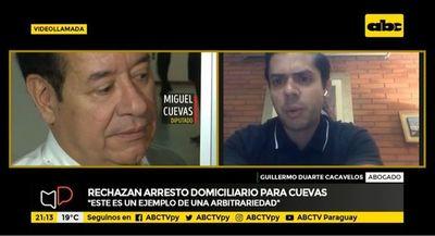 Denunciarán a juez ante el JEM por ratificar prisión preventiva a Cuevas