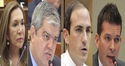 La Nación / Ante vergonzosa actitud del Senado pedirán reintegrar a Bajac y Amarilla