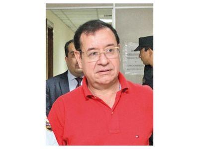Ratifican la prisión para el diputado Miguel Cuevas