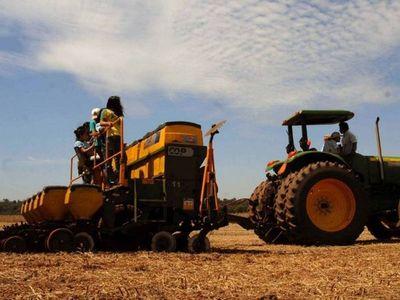 Cultivos de soja son todavía aislados por falta de lluvias