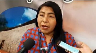 """Líder indígena dice no creer en contagio de Adelio: """"Ore ndorogueroviai la coronavirus"""""""