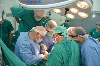 Niño de 11 años recibe un nuevo corazón en el Hospital