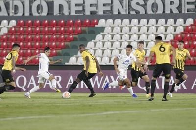 Guaraní venció 4-1 a Tigre de Argentina en la reanudación de la Libertadores