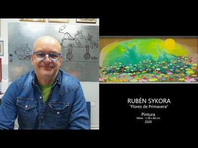 ARTISTA ITAPUENSES PRESENTE EN MUESTRA VIRTUAL 'ANTOLOGÍA PINTADA'