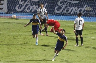 Un apático Libertad defrauda y sucumbe ante Boca Juniors – Prensa 5