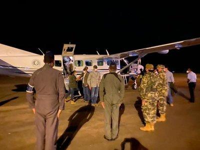Mario Abdo retornó a Asunción sin reunirse con familiares de Edelio en Concepción