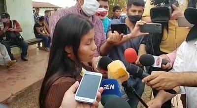 Esposa de Adelio Mendoza rechaza someterse a la prueba del Covid