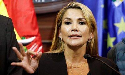 "Jeanine Áñez tras anunciar que deja candidatura presidencial de Bolivia: ""Si no nos unimos, vuelve Morales"""