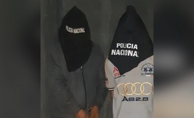 Motochorro que intentó suicidarse y su cómplice son acusados por robo