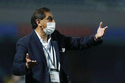 """""""La disputa de la clasificación no es con Boca, es con los otros dos equipos"""""""