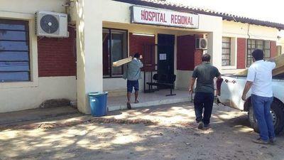 Boquerón en la lucha contra el COVID 19, sin camas de UTI