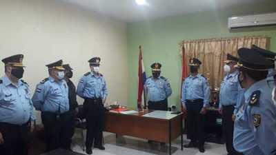 Asumió ayer nuevo director de Policía de Alto Paraná