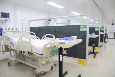 COVID-19: Hospital Regional de Ciudad del Este amaneció con camas de UTI libres después de meses