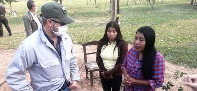 Nativos no creen que Adelio Mendoza tiene coronavirus