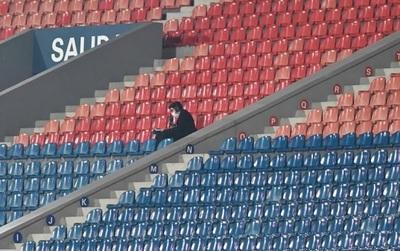 """Edgar, la """"figura"""" inesperada en el Libertad vs Boca"""