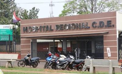 """HOY / Hospital Regional de CDE: """"Estamos amaneciendo con cama de terapia intensiva libre"""""""