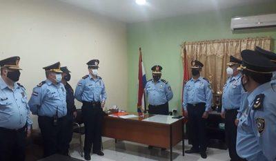 Asume nuevo director de Policía de Alto Paraná